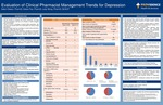 Evaluation of Clinical Pharmacist Management Trends for Depression