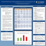 Pharmacist Pilot Project to Reduce Hypoglycemic Events on Internal Medicine Unit by Carly Barnes and Pamela Levine