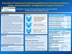 Education of heparin per pharmacy guidelines to increase compliance, safety, and pharmacists' management of heparin infusions