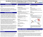Accidental Botulism Poisoning: A Case of Pickled Herring
