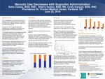 Narcotic Use Decreases with Ibuprofen Administration by Sofia Costas, Sherry Hutton, and Cindy Kenyon