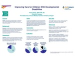 Improving Care for Children With Developmental Disabilities