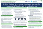 Bridging the Gap: An Innovative Web-Based Approach for Evaluating EBP Readiness in Direct Care Nurses