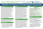 Evaluation of a Prelicensure Nursing Capstone Preceptorship