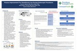 Process Improvement for Simethicone use During Endoscopic Procedures by Airene D. Albutra, Mary Estelle De Vera, and Sarah J. Wyrick
