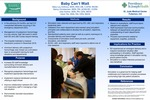 Baby Can't Wait by Mary Lou Anthony, Nancy Christiansen, Jolie Hultner, and Heidi Yttri